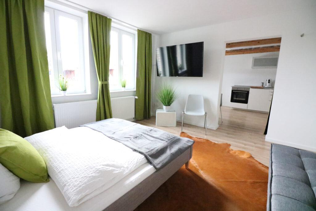 Appartement Beckedorf -voll ausgestattet- Netflix – WLAN – Klimaanlage